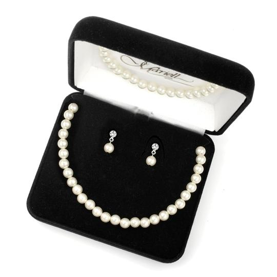 Mariell Pearl 3-pc. Boxed 2109bs Necklace
