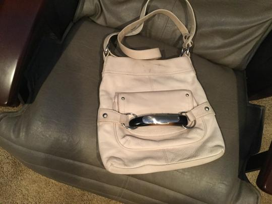 B. Makowsky Handbag Cream Handbag Handbags Handbags Cross Body Bag