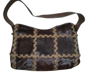 Berge Handbag Vintage Handbag Horsehair Handbags Shoulder Bag