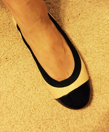 Other Light Brown/Black Flats