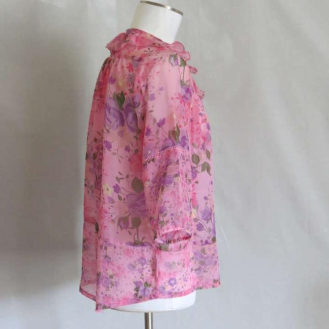 Other Top Pink Floral