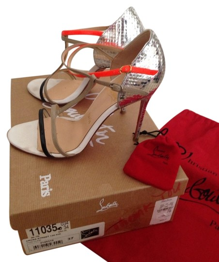 Preload https://item2.tradesy.com/images/christian-louboutin-silver-multi-sandals-3450721-0-0.jpg?width=440&height=440