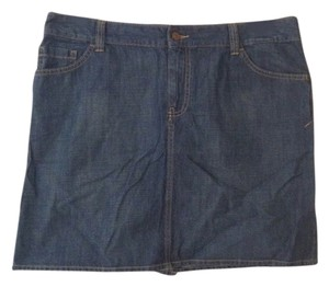 Tommy Hilfiger Mini Skirt Blue