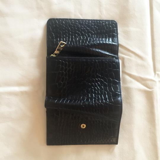 DKNY DKNY Textured Leather Trifold Wallet