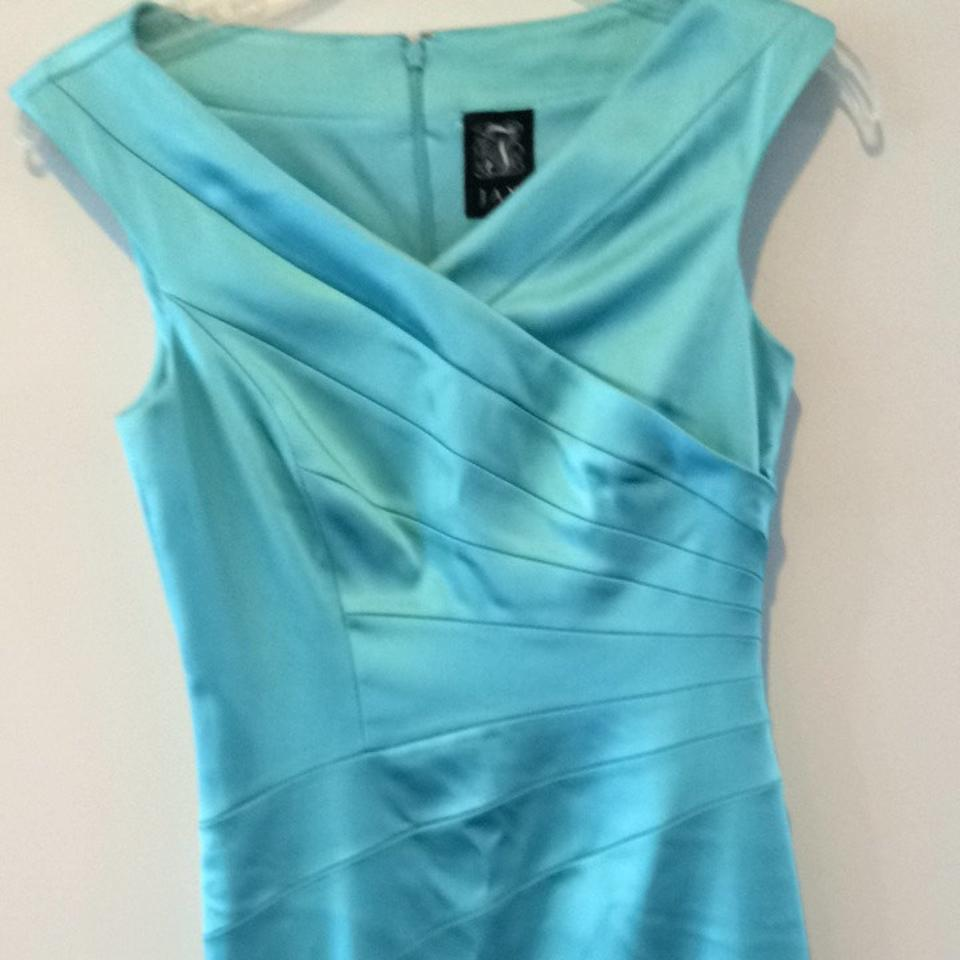 Jax tiffany blue fitted cocktail dress size 6 s tradesy jax tiffany blue fitted cocktail dress ombrellifo Gallery