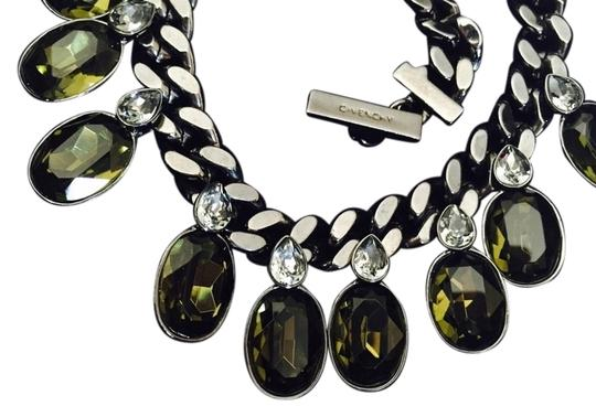 Preload https://item4.tradesy.com/images/givenchy-gunmetal-green-crystal-necklace-3451393-0-0.jpg?width=440&height=440
