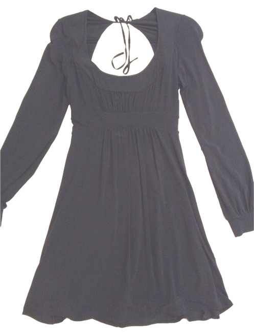 BCBGMAXAZRIA Black Above Knee Night Out Dress Size 4 (S) BCBGMAXAZRIA Black Above Knee Night Out Dress Size 4 (S) Image 1