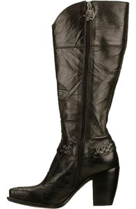 Mark Nason Designer black Boots