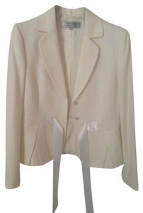 Tahari Winter White Blazer