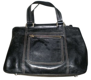 Ellen Tracy Satchel in black