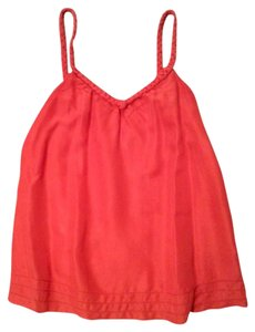 Banana Republic Top Red Orange
