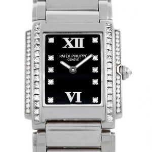 Patek Philippe Patek Philippe Twenty-4 18k White Gold Diamond Ladies Watch 4910-20g-010