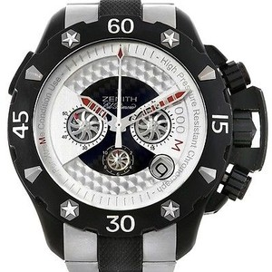 Zenith Zenith Defy Xtreme Open Chronograph Mens Watch 96.0525.4000