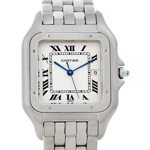 Cartier Cartier Panthere Jumbo Stainless Steel Watch W25032p5