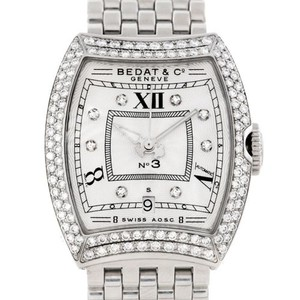 Bedat & Co Bedat No Ladies Stainless Steel Diamond Watch 314.031.109