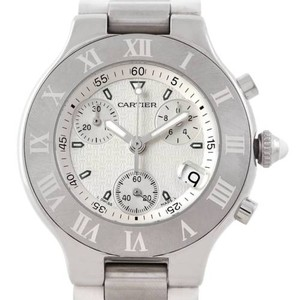 Cartier Cartier Must 21 Chronoscaph Mens Watch W10184U2