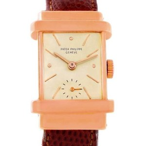 Patek Philippe Patek Philippe Top Hat Vintage 18k Rose Gold Watch 1450