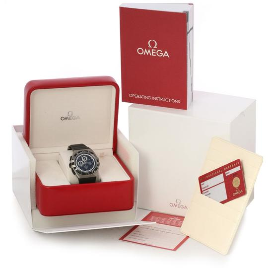 Omega Omega Constellation Double Eagle World Cup Watch 121.92.41.50.01.00
