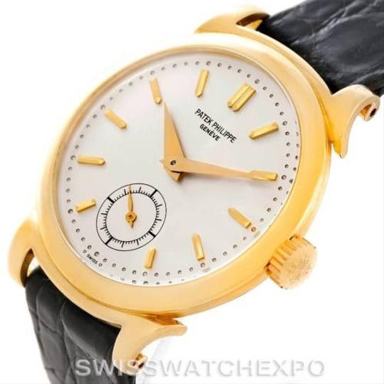Patek Philippe Patek Philippe Calatrava Vintage 18k Yellow Gold Watch 1491
