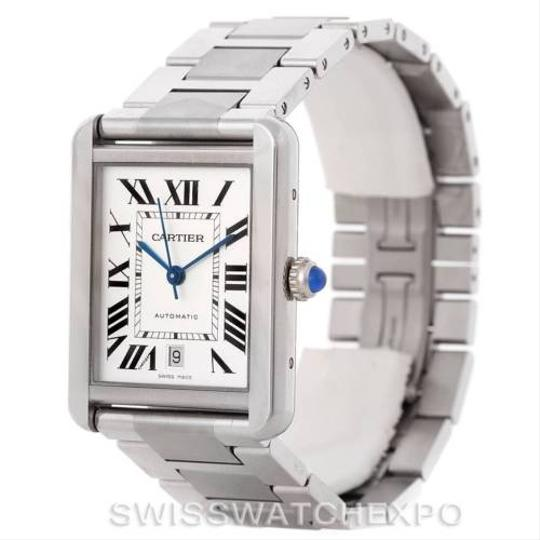 Cartier Cartier Tank Solo Automatic Mens Watch W5200028