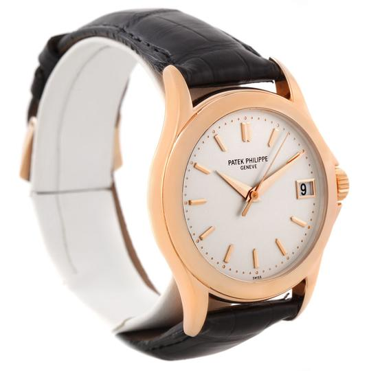 Patek Philippe Patek Philippe Calatrava 18k Rose Gold Watch 5107R