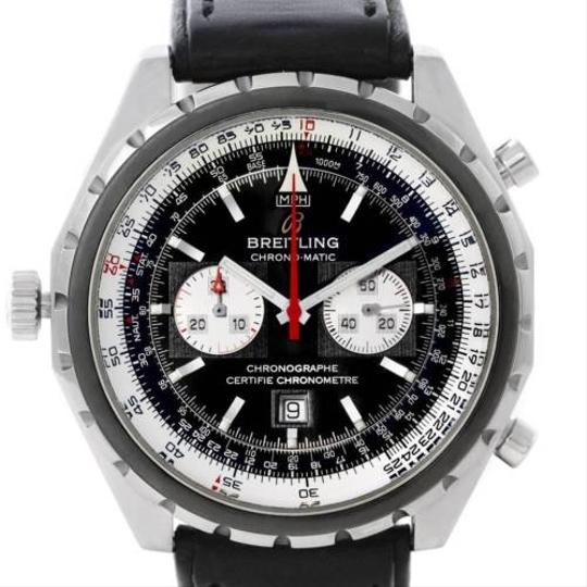 Breitling Breitling Chronomatic Steel Mens Watch A41360
