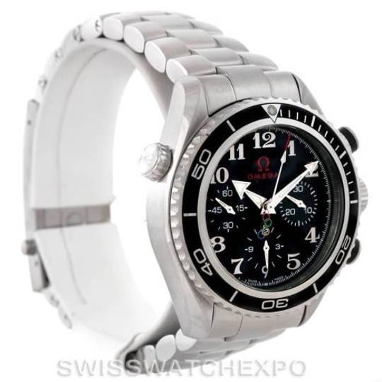 Omega Omega Seamaster Planet Ocean Olympic Watch 222.30.38.50.01.003 Unworn Image 1