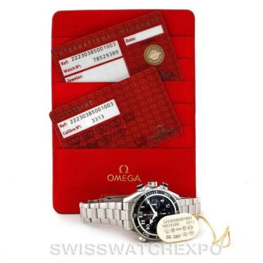 Omega Omega Seamaster Planet Ocean Olympic Watch 222.30.38.50.01.003 Unworn Image 10