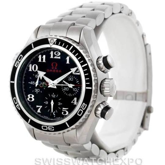 Omega Omega Seamaster Planet Ocean Olympic Watch 222.30.38.50.01.003 Unworn Image 3