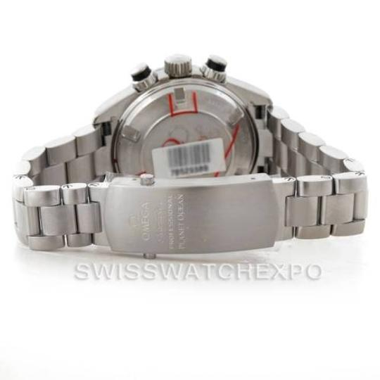 Omega Omega Seamaster Planet Ocean Olympic Watch 222.30.38.50.01.003 Unworn Image 9