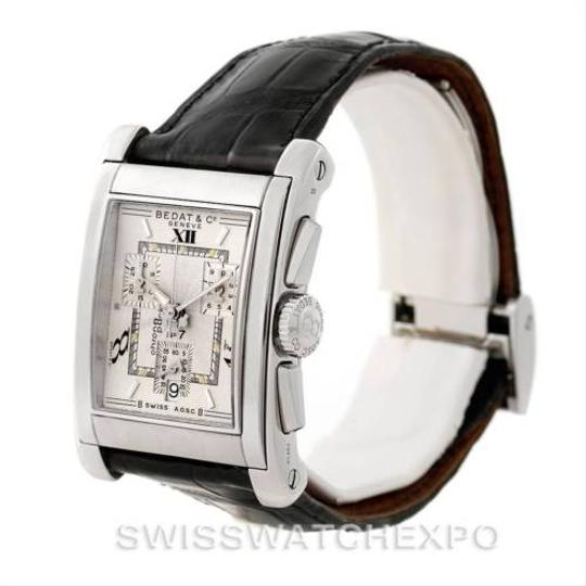 Bedat & Co Bedat No Stainless Steel Chronograph Watch 778.010.610