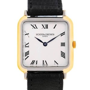 Vacheron Constantin Vacheron Constantin Vintage 18k White And Yellow Gold Watch
