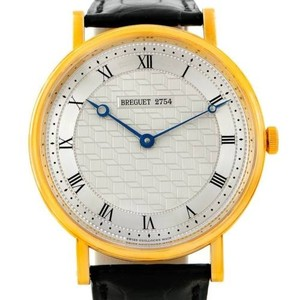 Breguet Breguet Classique 18k Yellow Gold Mens Watch 5967