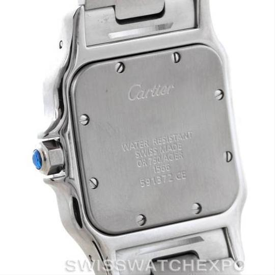 Cartier Cartier Santos Steel 18k Yellow Gold Watch W20011c4