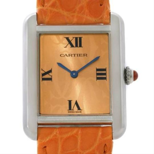Cartier Cartier Tank Solo Ladies Steel Watch Limited Edition W1019455