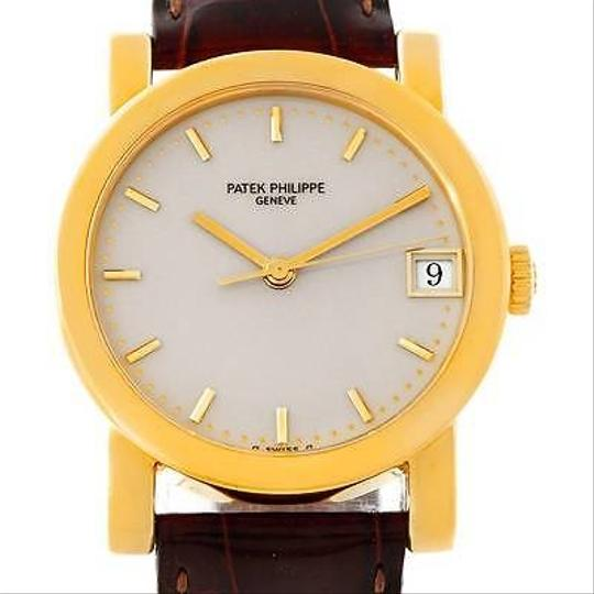 Patek Philippe Patek Philippe Calatrava 18k Yellow Gold Automatic Watch 5012