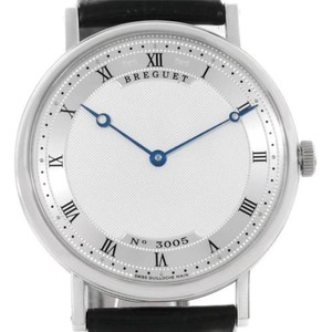 Breguet Breguet Classique 18k White Gold Automatic Ultra Thin Watch 5157