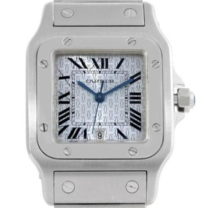Cartier Cartier Santos Galbee Mens Limited Production Quartz Watch W20065d6