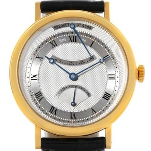 Breguet Breguet Classique Retrograde Seconds 18k Yellow Gold Mens Watch 5207