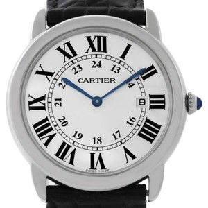 Cartier Cartier Ronde Solo Steel Mens Watch W6700255