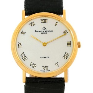 Baume & Mercier Baume Mercier Classima 18k Yellow Gold Quartz Watch