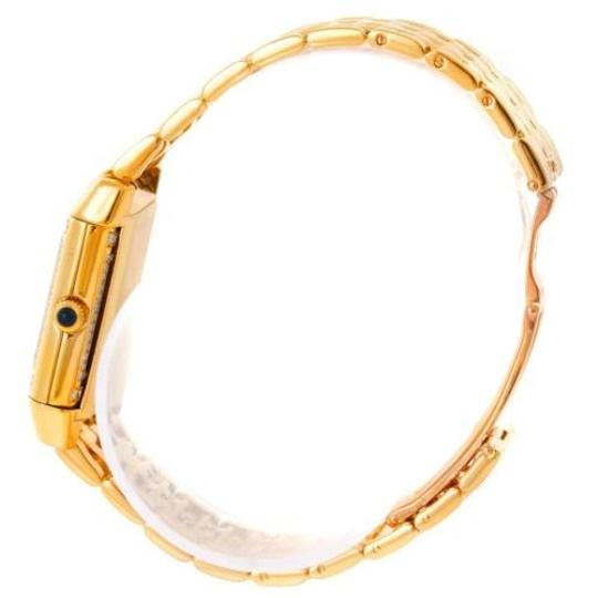 Jaeger-LeCoultre Jaeger Lecoultre Reverso 18k Yellow Gold Ladies Watch 267.1.86 Image 11