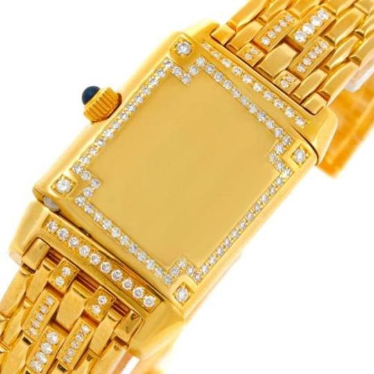 Jaeger-LeCoultre Jaeger Lecoultre Reverso 18k Yellow Gold Ladies Watch 267.1.86 Image 7
