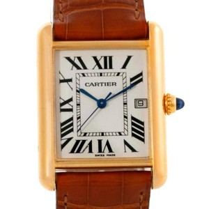 Cartier Cartier Tank Louis 18k Yellow Gold Watch W1529756