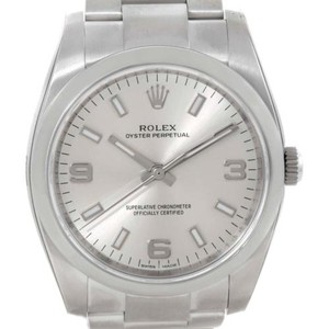 Rolex Rolex Oyster Perpetual Air King Silver Dial Watch