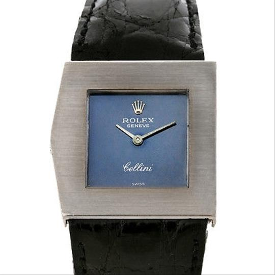 Rolex Vintage 18k White Gold Rolex Cellini Midas 4017 Watch