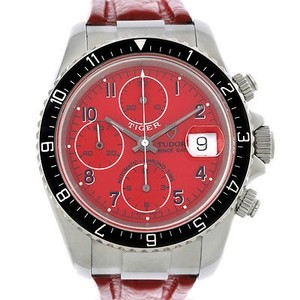 Tudor Tudor Tiger Woods Chronograph Steel Watch 79270