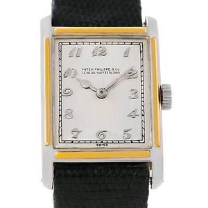 Patek Philippe Patek Philippe Platinum Vintage Men Watch Year 1928