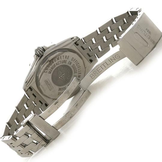 Breitling Breitling Windrider Cockpit Mens Steel Watch A49350