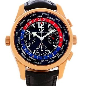 Girard-Perregaux Girard Perregaux World Time WW.TC 18k Rose Gold Watch 49800